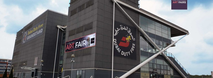 Review of a Contemporary Art Fair at Newbury Racecourse