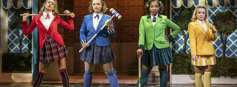 Big, bold and bawdy - Heathers: The Musical