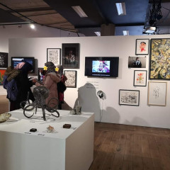 My arts exhibition review