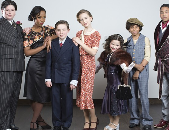 Bugsy Malone by Lewis