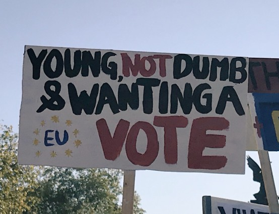 #YoungPeoplesVote