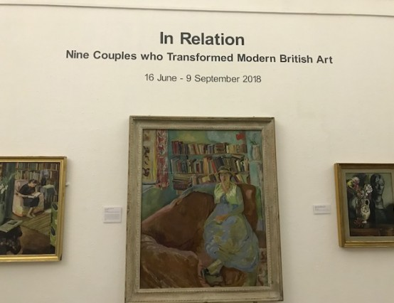 In Relation: Nine couples who transformed modern British Art - Exhibition at the RWA