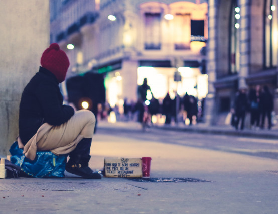 Where is money better spent for those experiencing homelessness?
