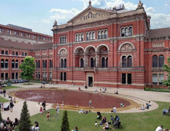 Review of the V&A museum