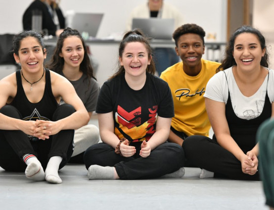 New Young Advocates Programme Launching at Birmingham Hippodrome