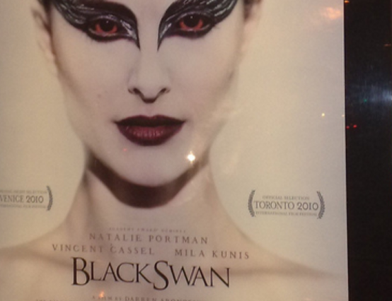 The best film of the decade is: Black Swan