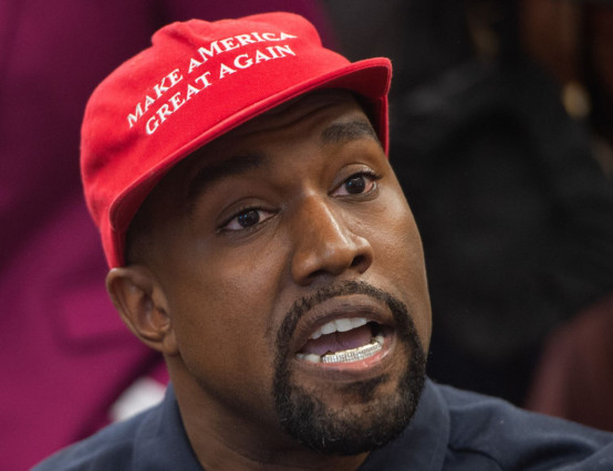 The Society of Spectacle: Kanye West and Politics in 2020