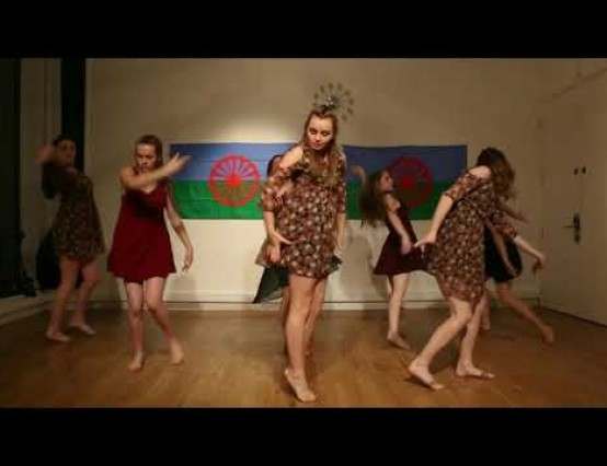 Who I Am choreography by Ella Tighe, Gold Arts Award