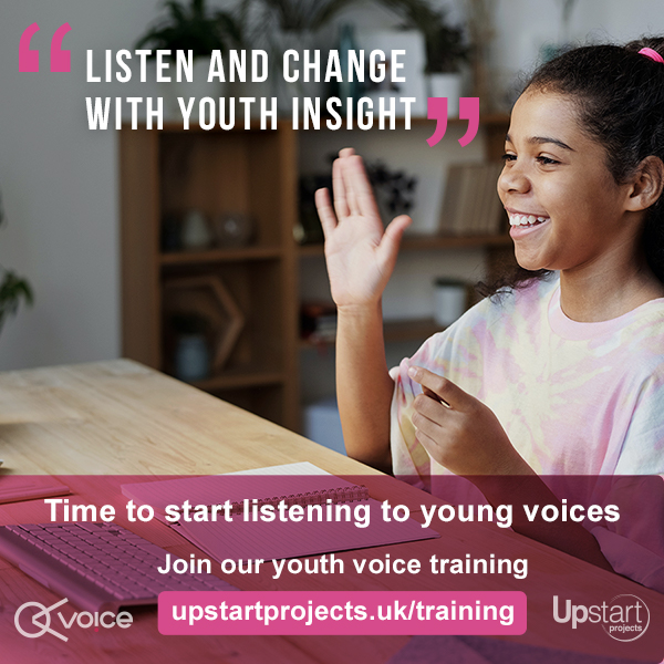 Youth Voice Training - Listen and change
