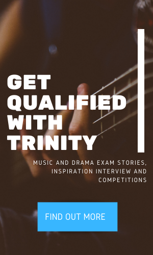 Get qualified with Trinity