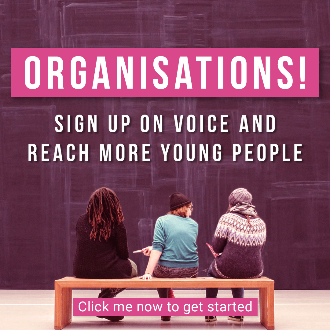 Organisations on Voice