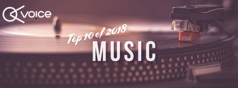 The best of music in 2018