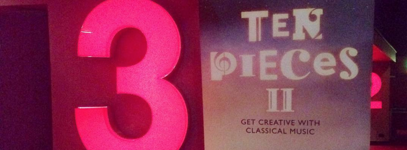 BBC Music's Ten Pieces Secondary Film Screening in Salford