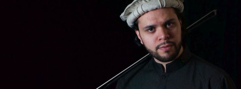 Interview with beatboxing violinist and dramatist Faz Shah