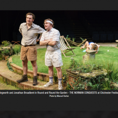 Round and Round the Garden at Chichester Festival Theatre