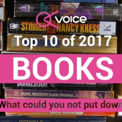 Top 10 Fiction Books of 2017