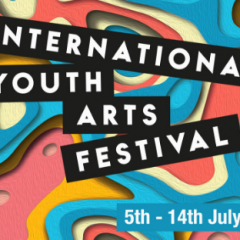 What goes on at the International Youth Arts Festival, Kingston?