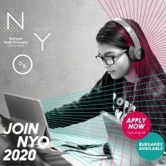 Apply to join the National Youth Orchestra of Great Britain in 2020