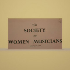 The Society of Women Musicians