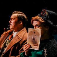 'The 39 Steps' at The New Vic Theatre: Review