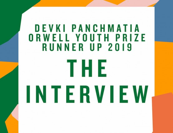 'The Interview' - Devki Panchmatia