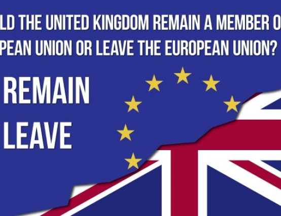 I'm voting Remain in the EU Referendum