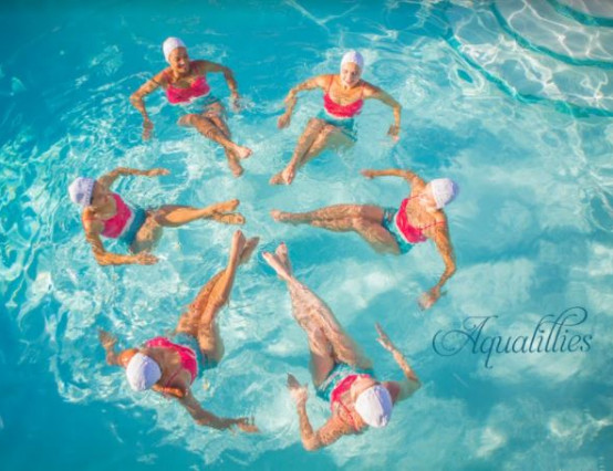 """Glamorously compelling and spectacular"": An interview with Aqualillies"