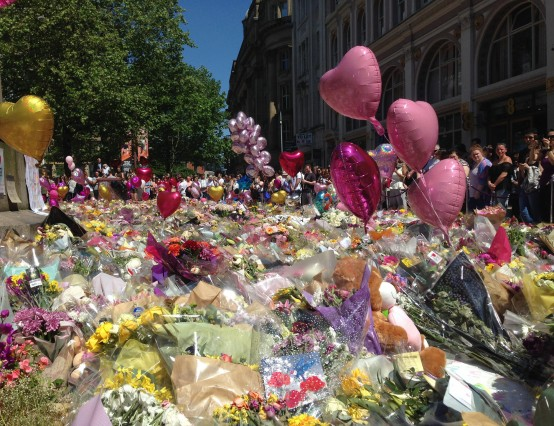 Manchester handled its loss with kindness and creativity