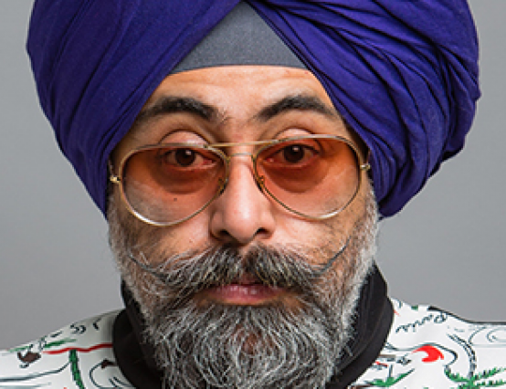 Interview with Hardeep Singh Kohli