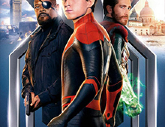 Spiderman far from home review.