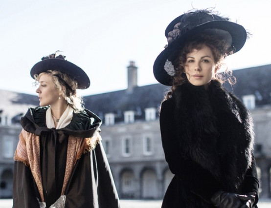 A view from the other side: Love & Friendship (2016)