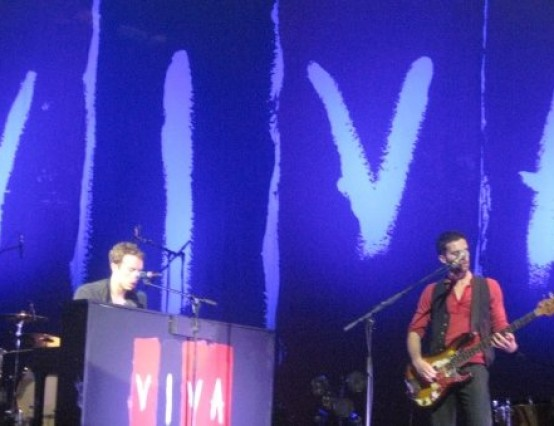 Voice Views: Coldplay in 2008