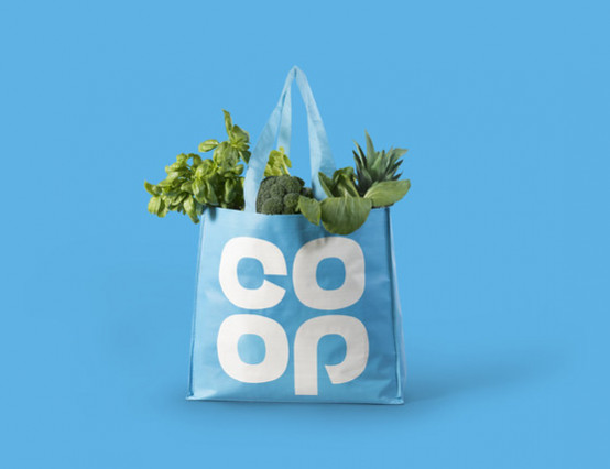 Co-op eliminates 'bags for life' to avoid plastic waste