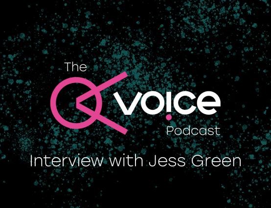 Interview with Jess Green, performance poet