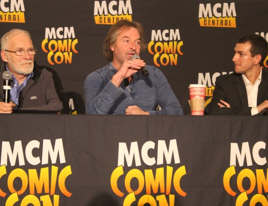 Comic Con: Game Of Thrones Panel