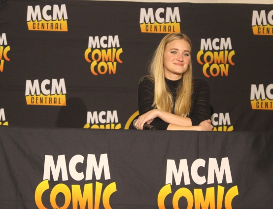Comic Con: A J Michalka