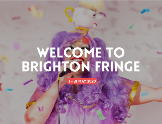 Brighton Fringe 2020: the need-to-know dates
