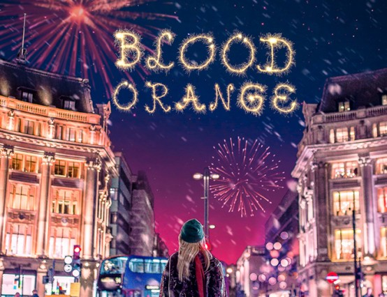 Interview with Tania Amsel, creator of Blood Orange