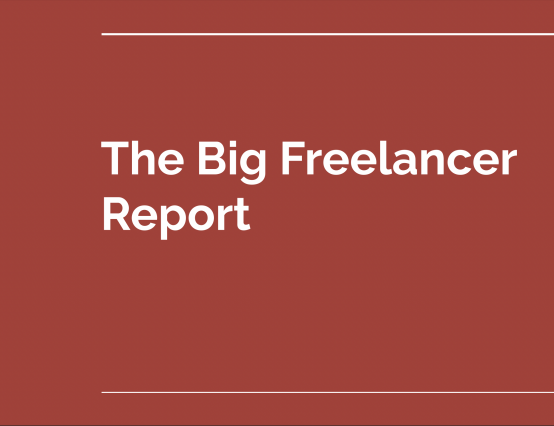 The Big Freelancer Report released