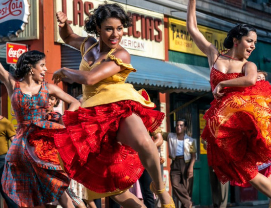 Trailer released for Spielberg's remake of West Side Story