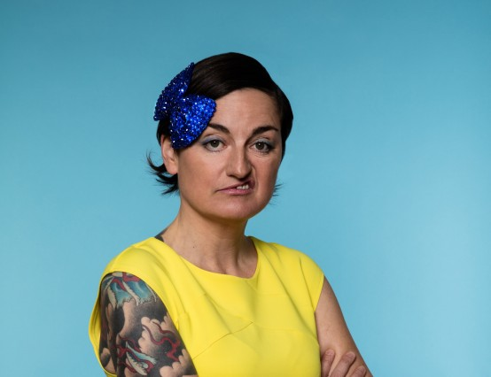 Interview with Zoe Lyons
