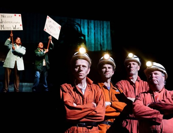 Brassed Off: Top quality theatre