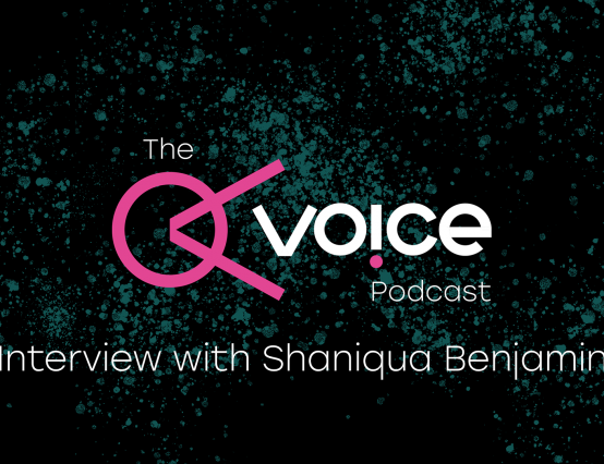 Interview with with Shaniqua Benjamin, activist and writer