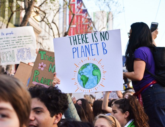 Youth and the Climate Crisis