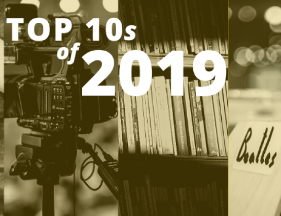 Voice's Top 10's of 2019