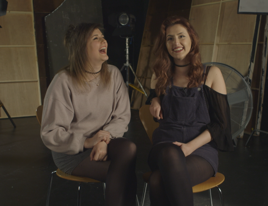 Interview with Jess Bartlett and Elise Martin, New Creatives