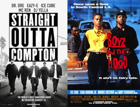 Deja-View: Boyz n the Hood and Straight Outta Compton