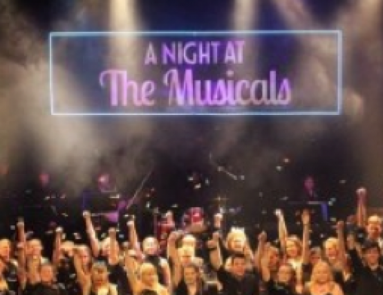 Spotlights Show Choir: A Night At the Musicals