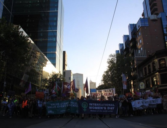 IWD Rally 2018, Melbourne